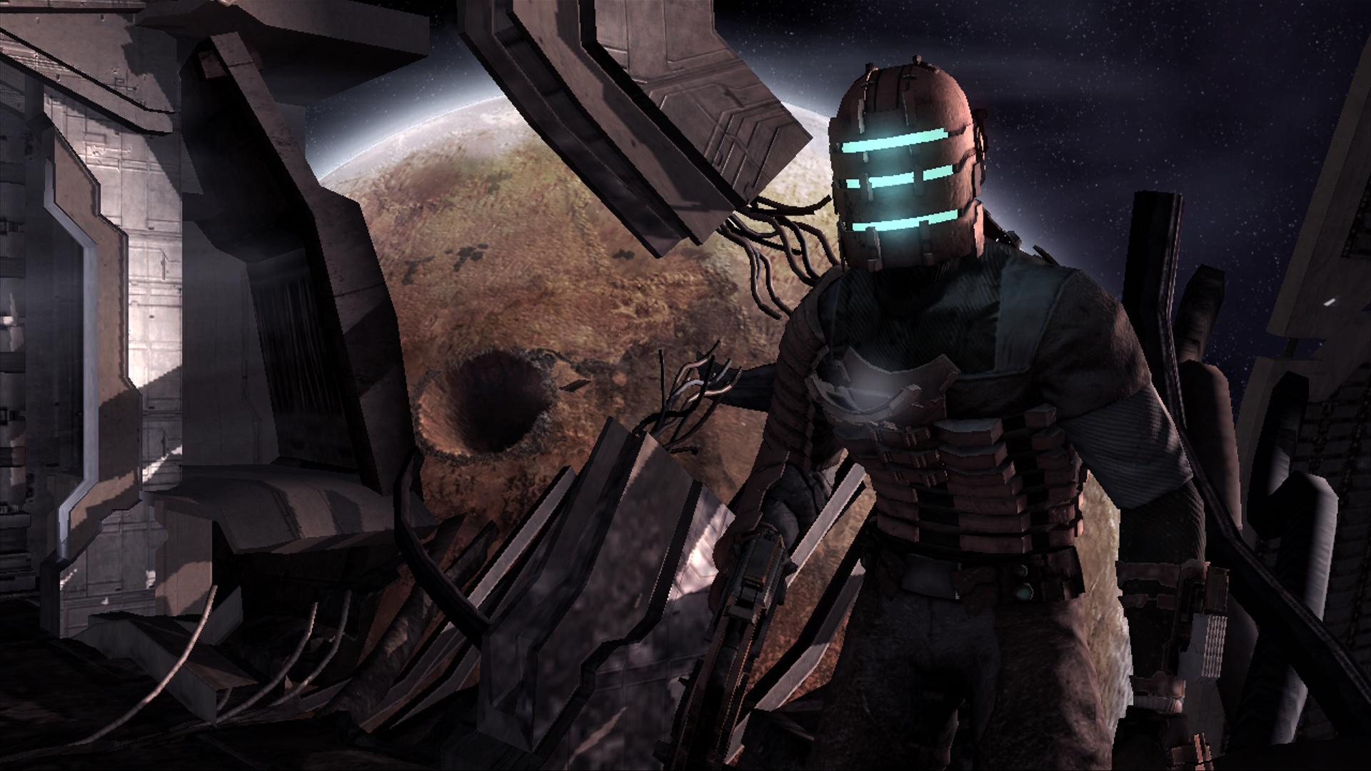 Dead space 2 перекрашенный плазменный резак